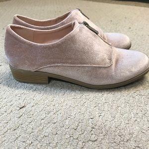 Velvet Flat from ShoeDazzle
